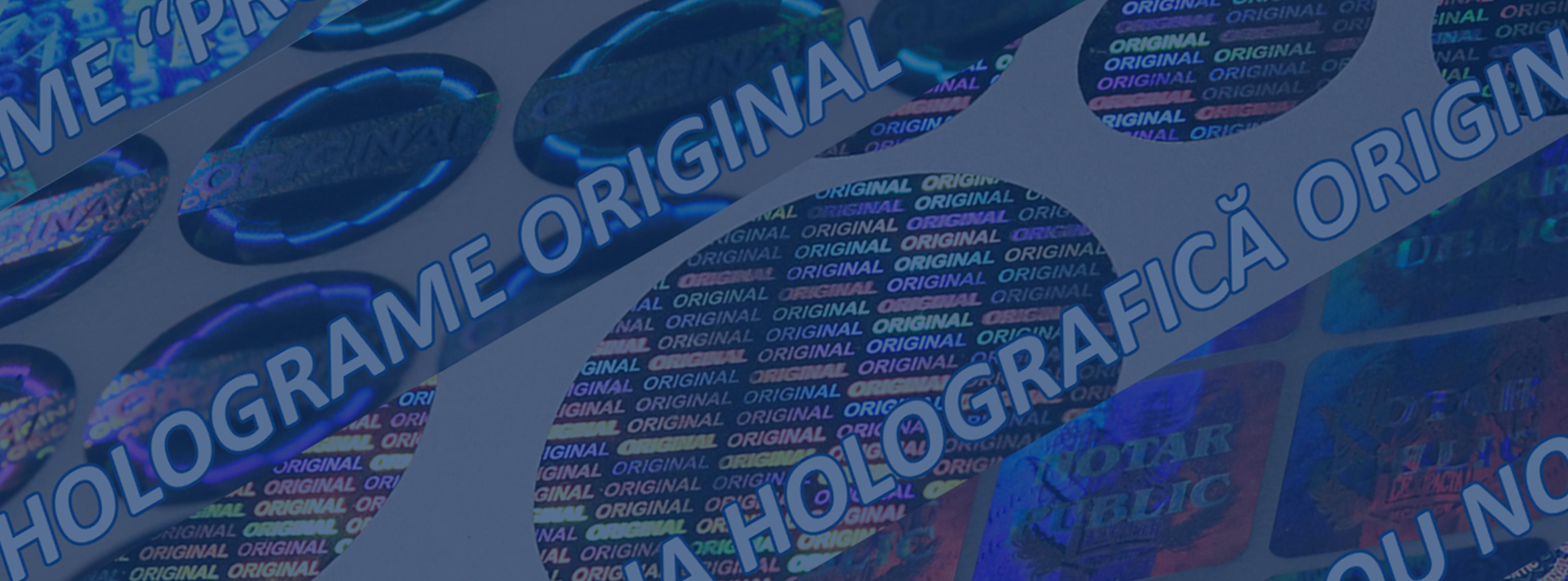 Holograme GENERALE